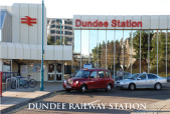 DUNDEE RAILWAY STATION